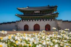 Gyeongbokgung Palace in Seoul,South Korea. Gyeongbokgung Palace in Seoul,South Korea royalty free stock image