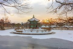 Gyeongbokgung Palace Seoul,South Korea. stock photos
