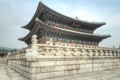 Gyeongbokgung Palace, Seoul, South Korea Stock Image