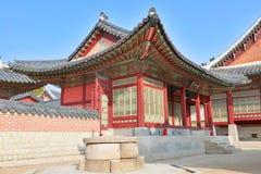 Gyeongbokgung Palace, Seoul, South Korea Stock Photography