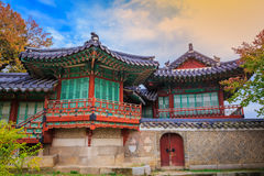 Gyeongbokgung Palast Nationales Volksmuseum von Korea Stockbild