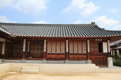 Gyeongbokgung a Seoul immagine stock