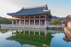 Gyeongbokgungpaleis Royalty-vrije Stock Afbeelding