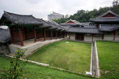 Gyeonghui gung Palace Scenery Stock Images