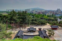 Gyeongju bright rock Royalty Free Stock Photography