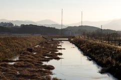 Gyeongpo park Zdjęcie Stock