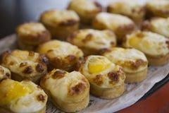 Gyeran ppang, κορεατικό ψωμί αυγών Στοκ φωτογραφία με δικαίωμα ελεύθερης χρήσης