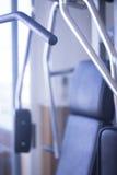 Gym ćwiczenie obciąża maszynę Fotografia Stock