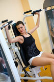 In The Gym Stock Images