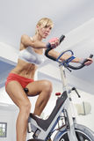 In gym Stock Photography
