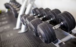 Gym Royalty Free Stock Images