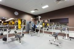 Gym imagem de stock