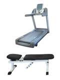 Gym aparat Obraz Stock