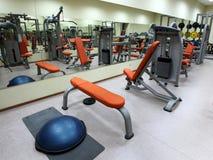 Gym apparatus. The image of gym apparatus Stock Photos