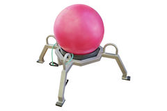Gym apparatus Stock Photography