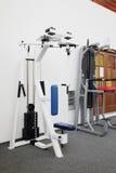 Gym apparatus Stock Photos