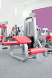 Gym apparatus Royalty Free Stock Photos
