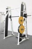 Gym apparatus Stock Photo
