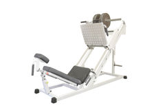 Gym apparatus. The image of gym apparatus Royalty Free Stock Photo