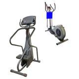 Gym apparatus Royalty Free Stock Image