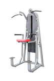 Gym apparatus. Isolated under the white background Royalty Free Stock Photo
