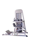 Gym apparatus isolated on the white background Royalty Free Stock Image