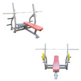 Gym apparatus Stock Photo