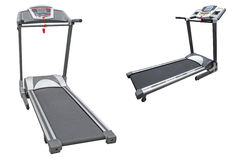 Gym apparatus Stock Photos