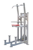 Gym apparatus. Under the white background Stock Photo