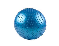 Gym ball Royalty Free Stock Images