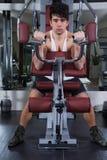 Gym boy Royalty Free Stock Photo