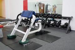 Gym centre interior Stock Photos