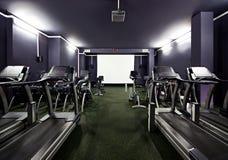 Gym Cinema Room Stock Photo