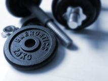 Gym concept Royalty Free Stock Image