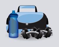 Gym concept Royalty Free Stock Photos
