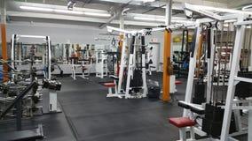 Gym da velha escola Fotos de Stock Royalty Free