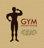 Gym Royalty Free Stock Photography
