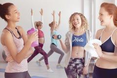 Gym dla kobiet obrazy stock