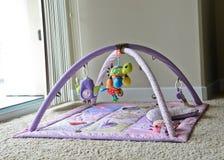 Gym do bebê Fotos de Stock Royalty Free