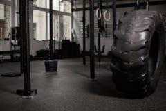 Gym do exercício fotografia de stock royalty free