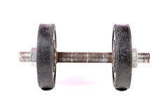 Gym dumbbell Obraz Royalty Free