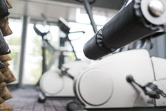 Gym Equipment Royalty Free Stock Image
