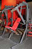 Gym equipment Royalty Free Stock Images