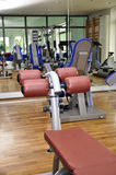 Gym equipment detail Royalty Free Stock Photos