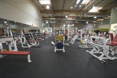 Gym Equipment Stock Image