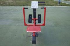 Gym equipment Stock Photography
