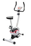 Gym equipment, spinning machine for cardio workouts Stock Images