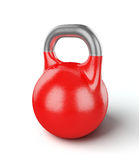 Gym equipment weight kettle bell  Stock Photography