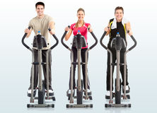 Gym & Fitness Royalty Free Stock Image