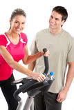 Gym & Fitness Royalty Free Stock Images